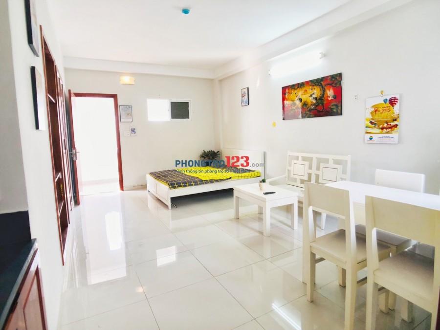 Cho thuê phòng trọ Tân Bình đầy đủ nội thất