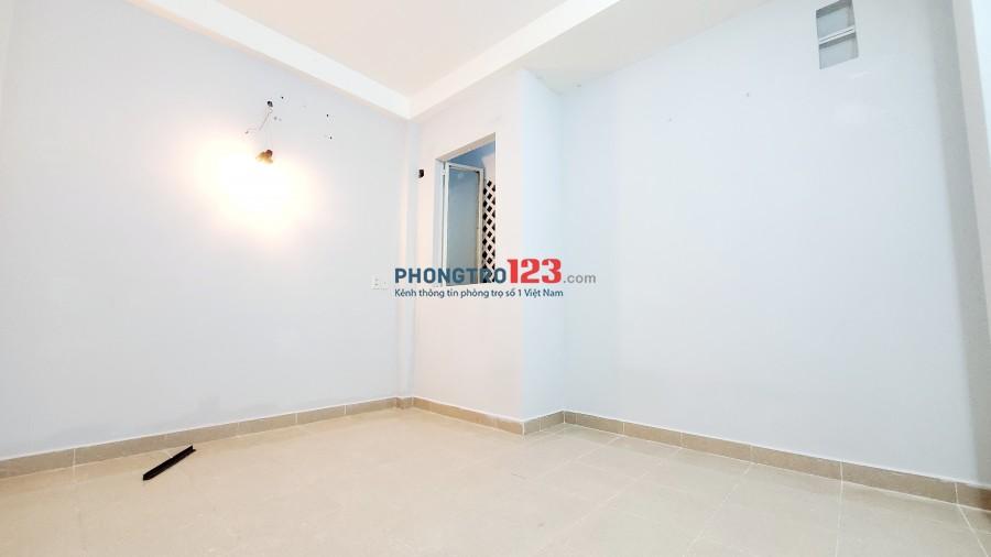 Phòng mới sơn sửa mới 100% y như hình, XVNT, P.25, Bình Thạnh !