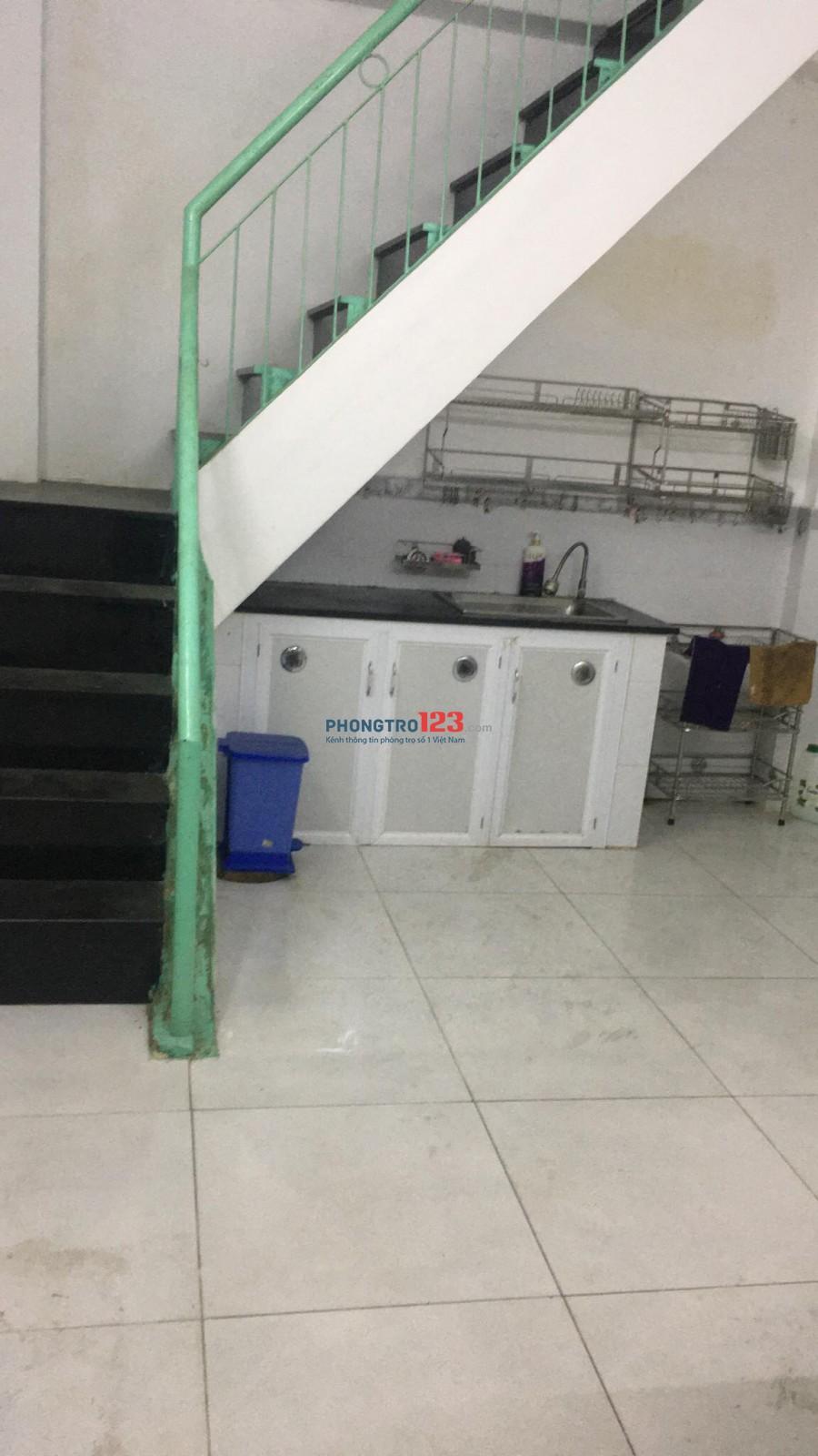 Nhà 1 trệt 2 lầu 57.8m2 Trần Quang Diệu, P.14,Q.3