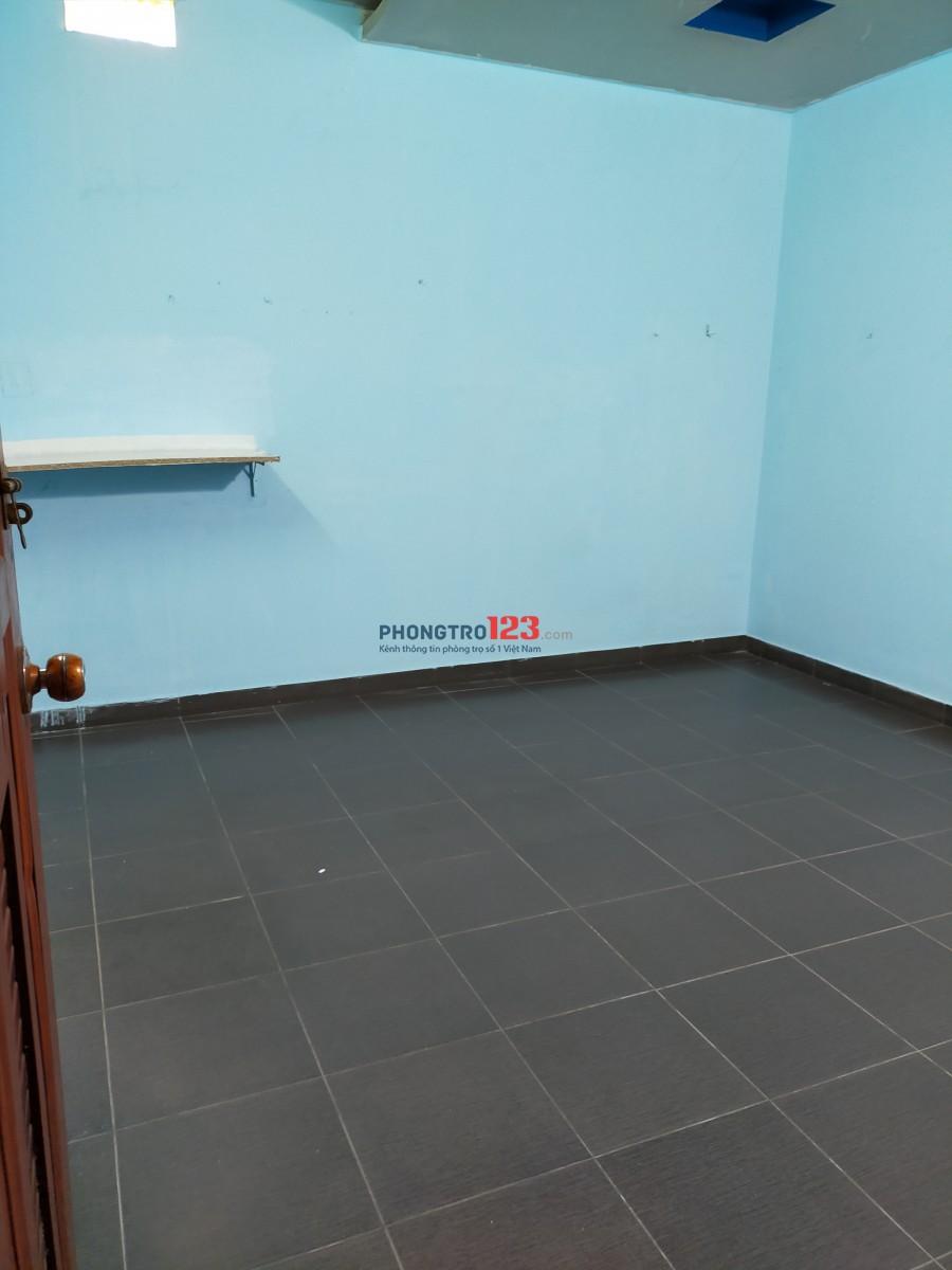 Phòng trọ giá rẻ 135 hiền vương phú thạnh quận Tân Phú