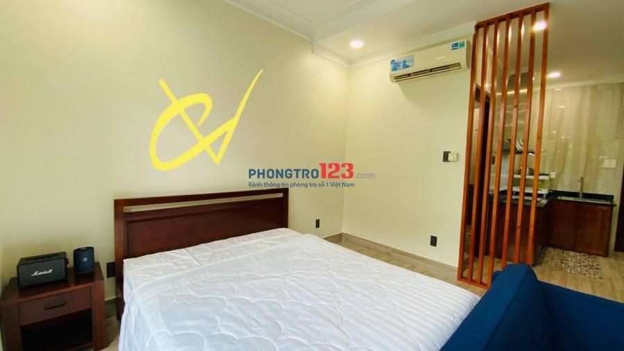 Siêu căn hộ cao cấp nội thất hiện đại BAN CÔNG nằm ngay Nguyễn Văn Thương p.25 Bình Thạnh