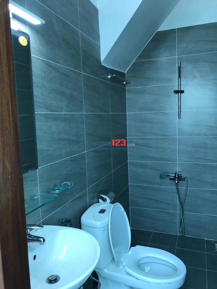 Cho thuê phòng trọ 25 m2 Quận 1