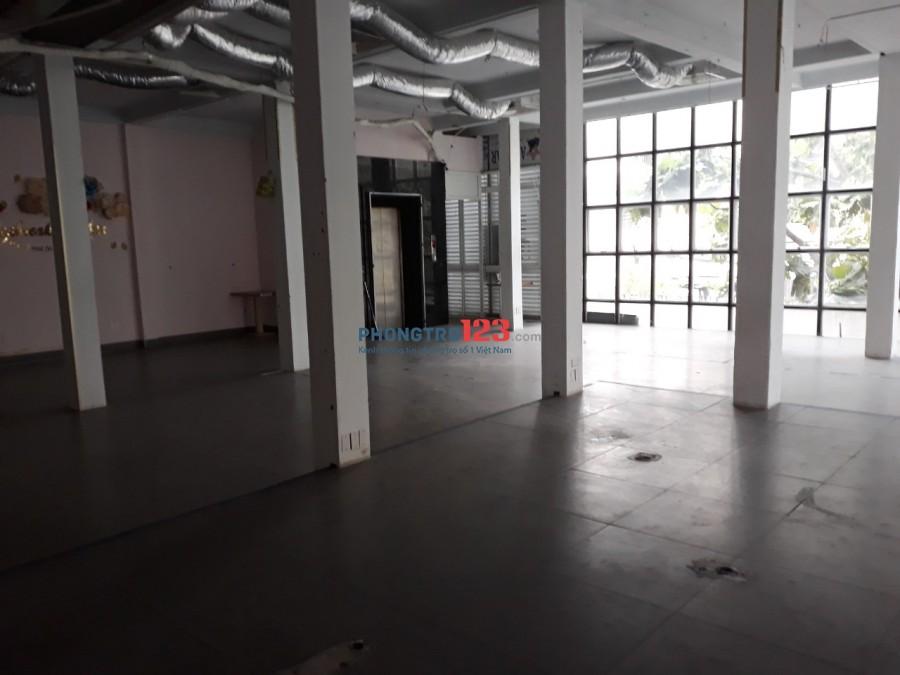 Cho thuê văn phòng tầng 1 và 2 tại Nguyễn Gia Trí P25 Q Bình Thạnh Giá từ 17tr/th