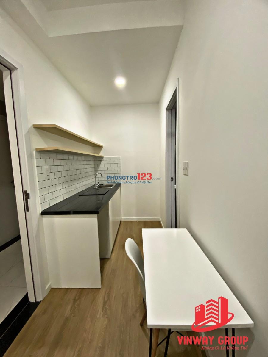 Phòng studio Q7 sát bên lotte giá rẻ