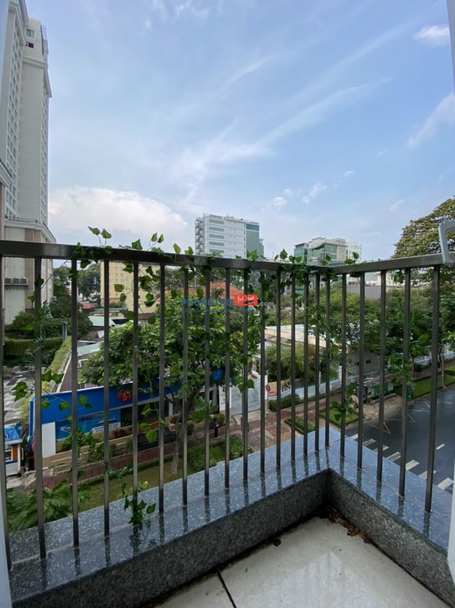 Phòng Q3 có thang máy ,sát Công Viên Tao Đàn,khu dân cư mua bán sầm uất bậc nhất Sài Gòn