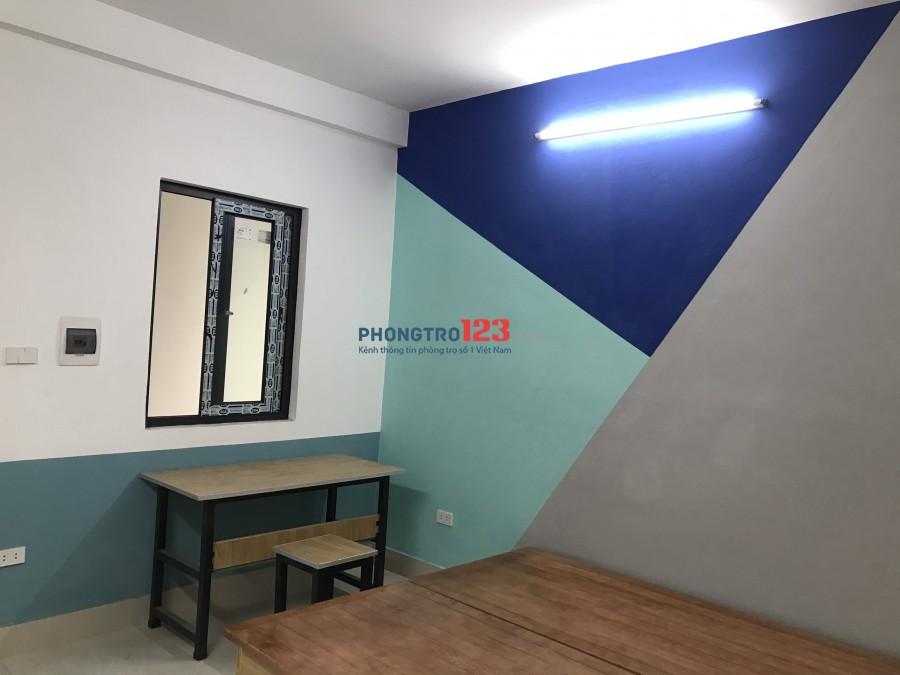 Nhà Mình đang có phòng tiện nghi giá sinh viên mát mẻ ở quận Bắc Từ Liêm gần Đại Học Y Tế khép kin