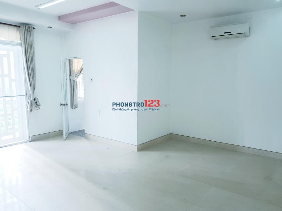 Phòng mới Full Nội Thất - 25m2 - rộng rãi - thoáng mát