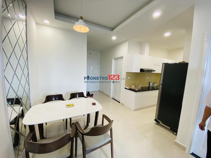 Cho thuê CH mới 100% Moonlight Boulevard Q Bình Tân Full nội thất 69m2 2pn giá 12tr