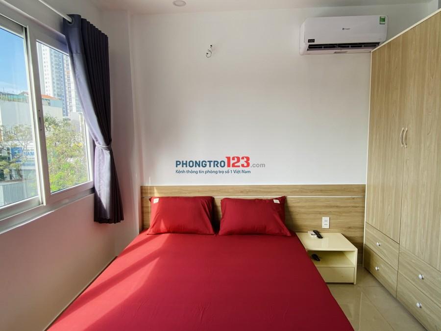 Căn 1 phòng ngủ và bếp riêng biệt, cửa sổ lớn view đẹp, tòa chính chủ