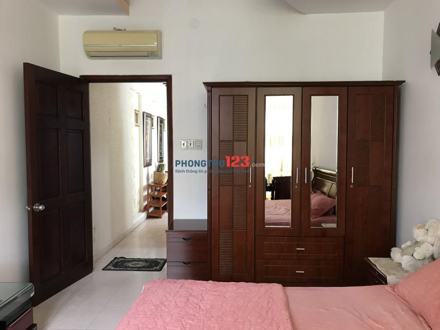Phòng trọ mặt tiền, Balcon, tiện nghi 309 Phan Đình Phùng