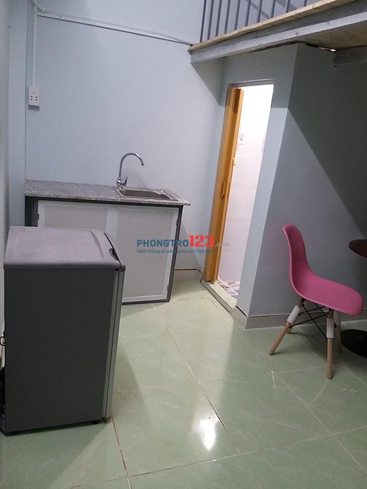 Cho thuê phòng trọ giá rẻ Gò Vấp Đường Số 4