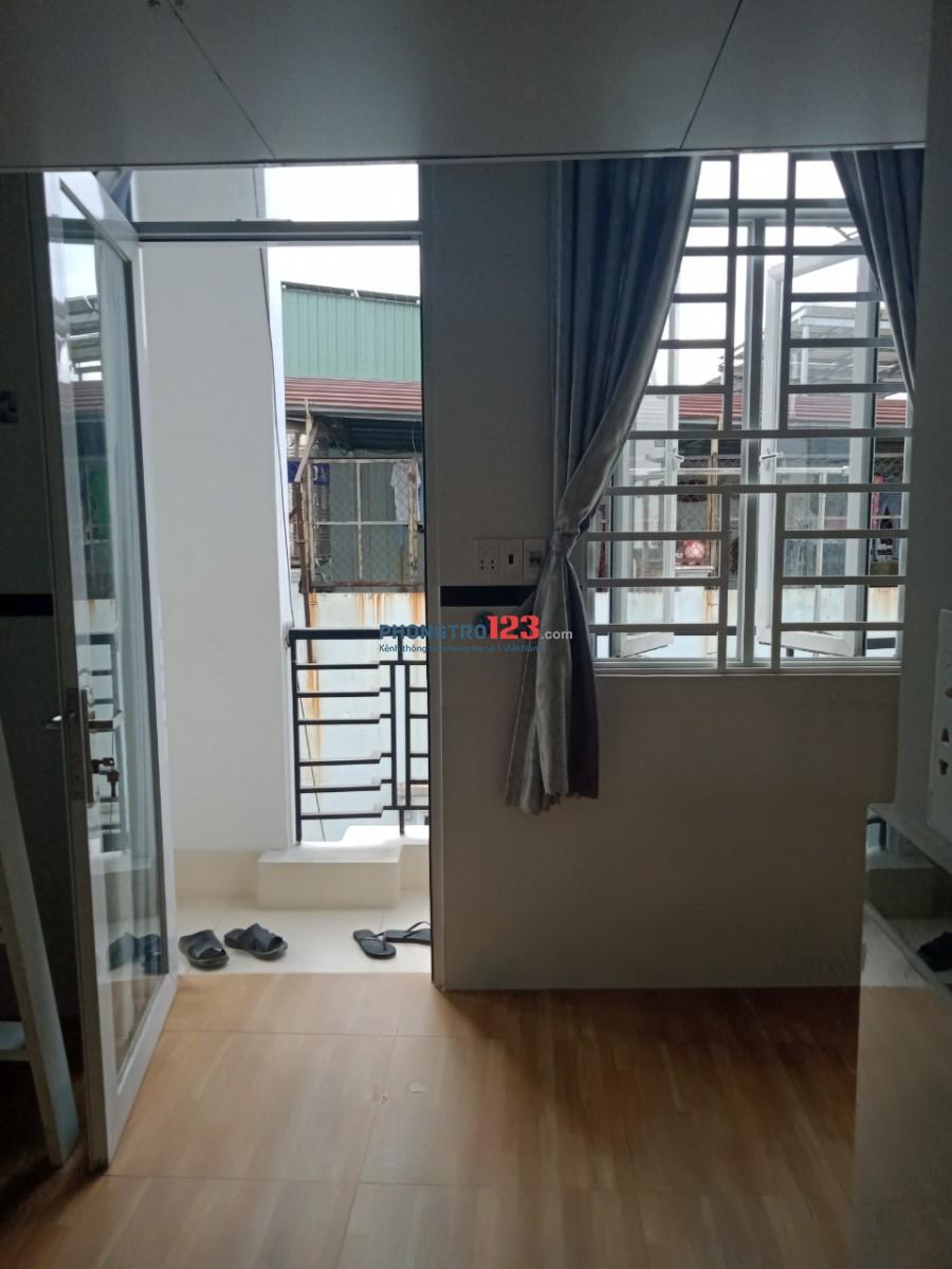 Ban công ánh sáng, 30m2 gác, nội thất, Phúc Chu