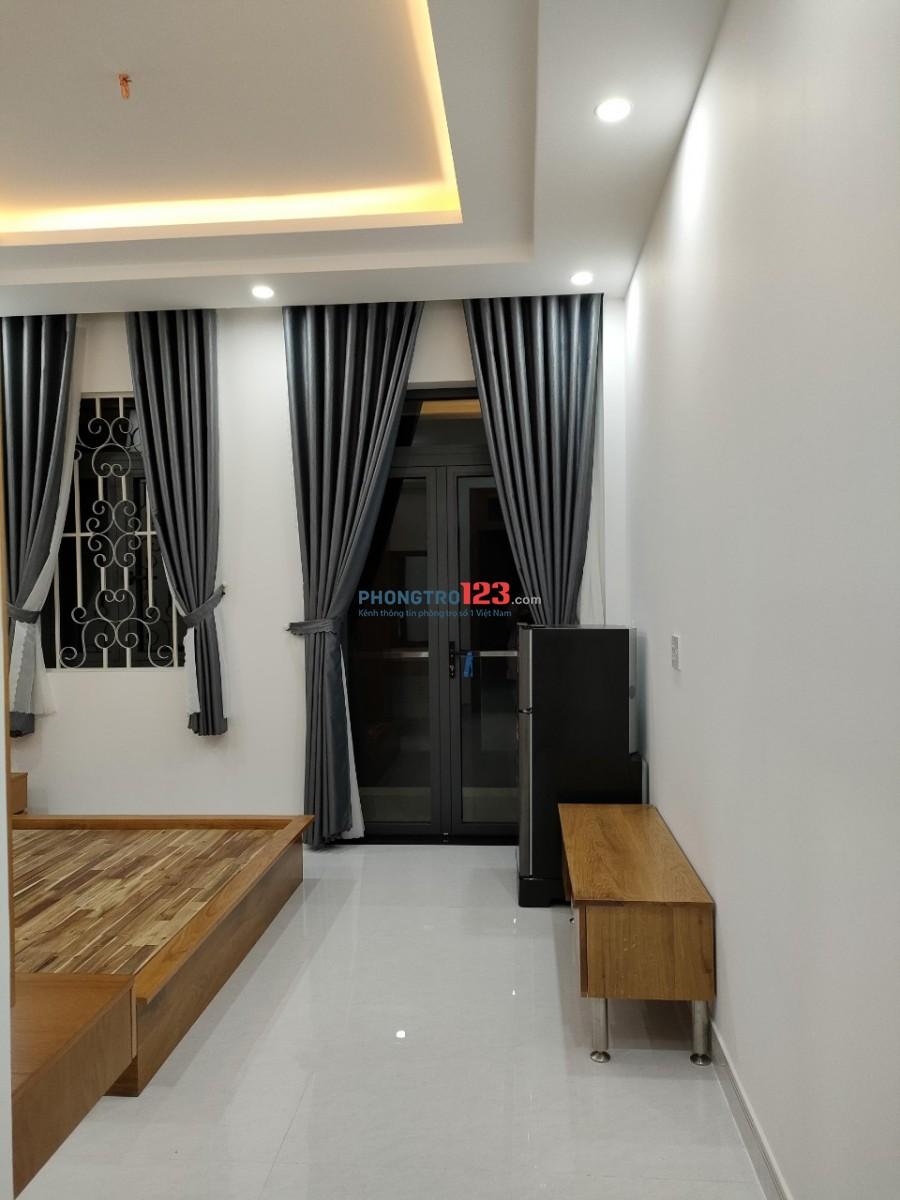 Cho thuê phòng Full nội thất cực đẹp tại 140/12 đường số 28 Lê Đức Thọ P6 GVấp