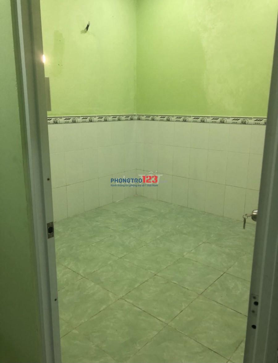 Cho nữ thuê phòng trọ mới xây quận Tân Phú!