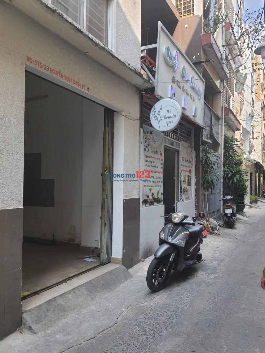 MB 3X9m lối đi riêng k chung chủ cách MT Nguyễn Thuện Thuật 10m