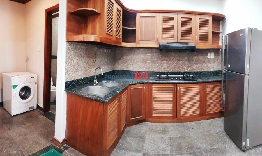 Phòng full nội thất trong chung cư cao cấp, gần Vivo city, Phú Mỹ Hưng