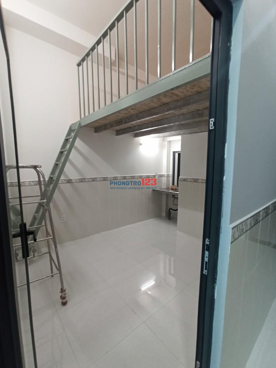Phòng trọ mới xây ,DTSD 25m2, Linh Đông, T.Đức