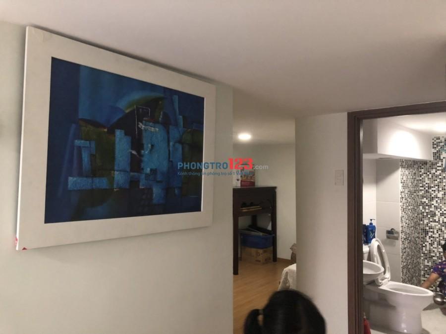 Cho thuê căn hộ Quận 2 giá rẻ có lửng La Astoria