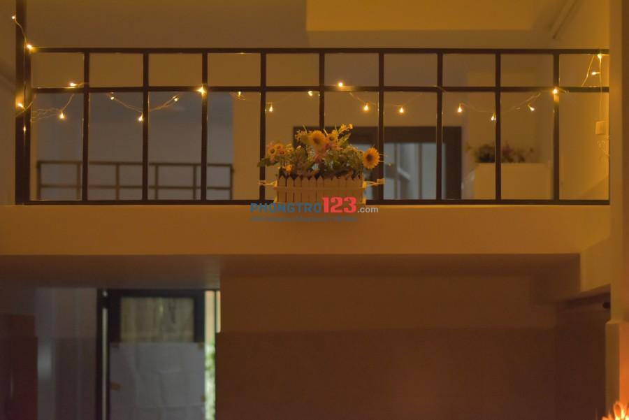 Phòng trọ cao cấp Nhiêu Tứ quận Phú Nhuận