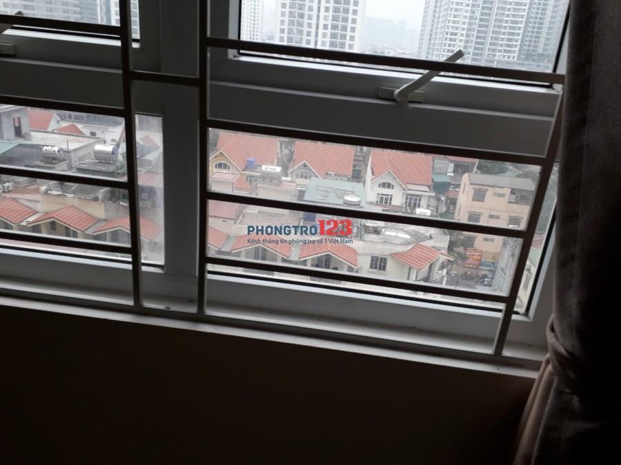 (Chính chủ) Cho thuê căn hộ chung cư tại 60B Nguyễn Huy Tưởng, P. Thanh Xuân Trung, Q. Thanh Xuân, Hà Nội