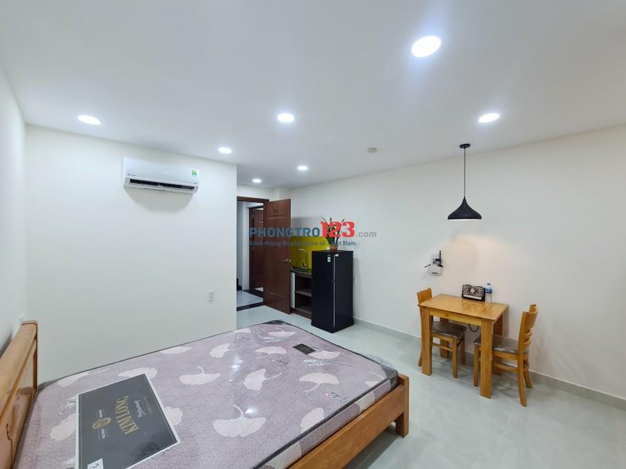 Phòng cho thuê ở Nguyễn Văn Đậu - BT đầy đủ nội thất, có thang máy !