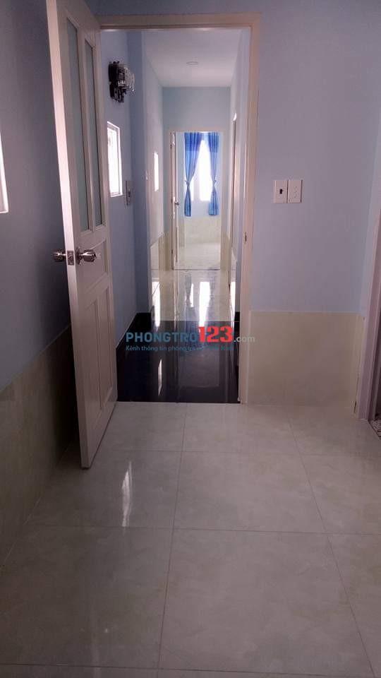 Cho nữ thuê phòng hẻm 84 Tân Sơn Nhì - Q. Tân Phú