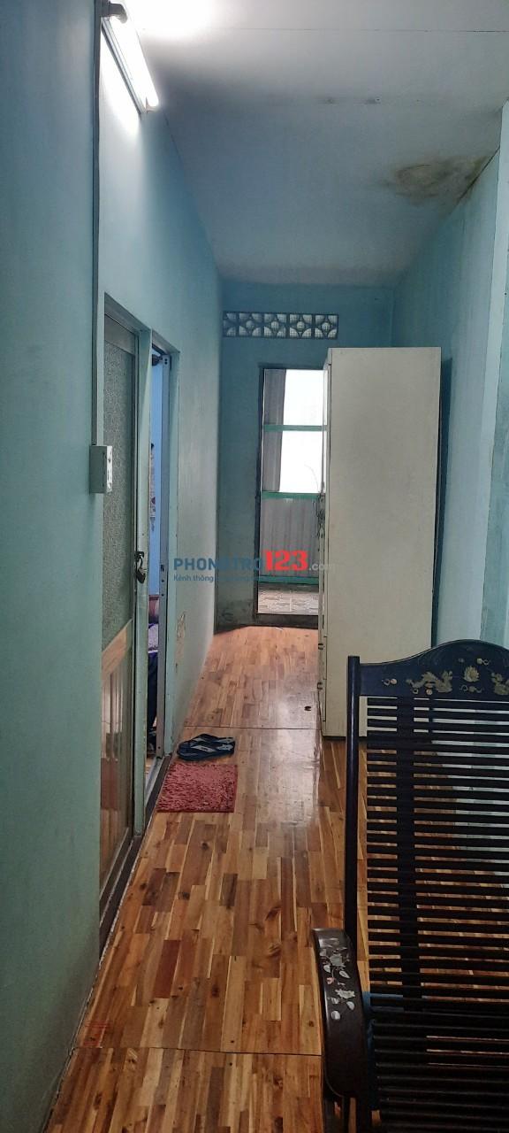 Chính chủ cho thuê nhà NC 4x20 mặt tiền đường Hồng Bàng P1 Q11