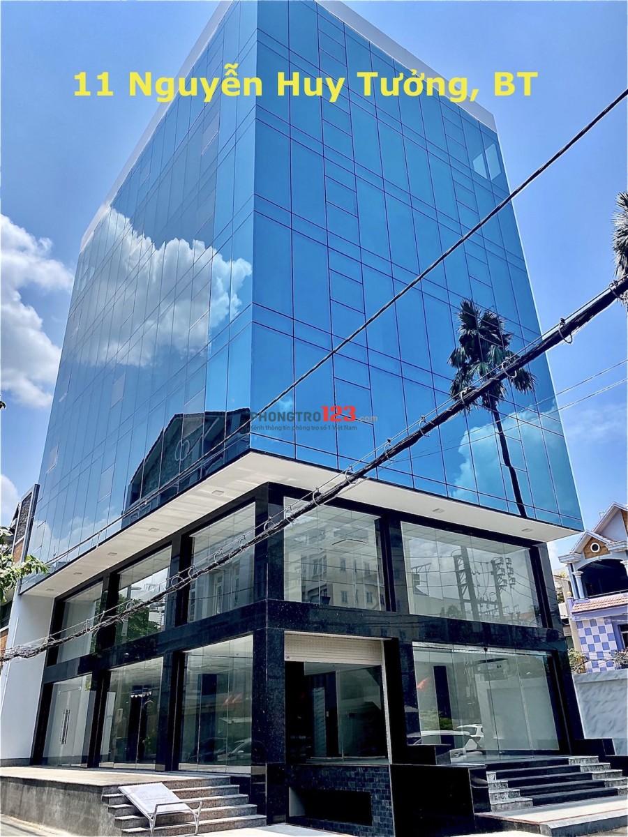 Chính chủ cho thuê VP tòa nhà mới xây mặt tiền 240 Nguyễn Đình Chính Q Phú Nhuận