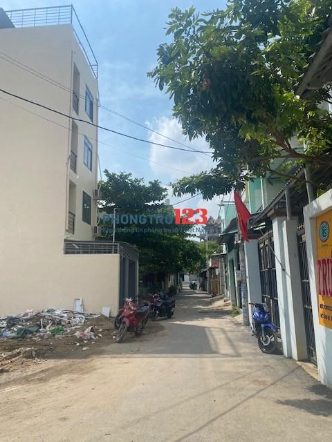 Phòng đẹp khép kín, có máy lạnh, wifi miễn phí đường Vườn Lài, Q.12