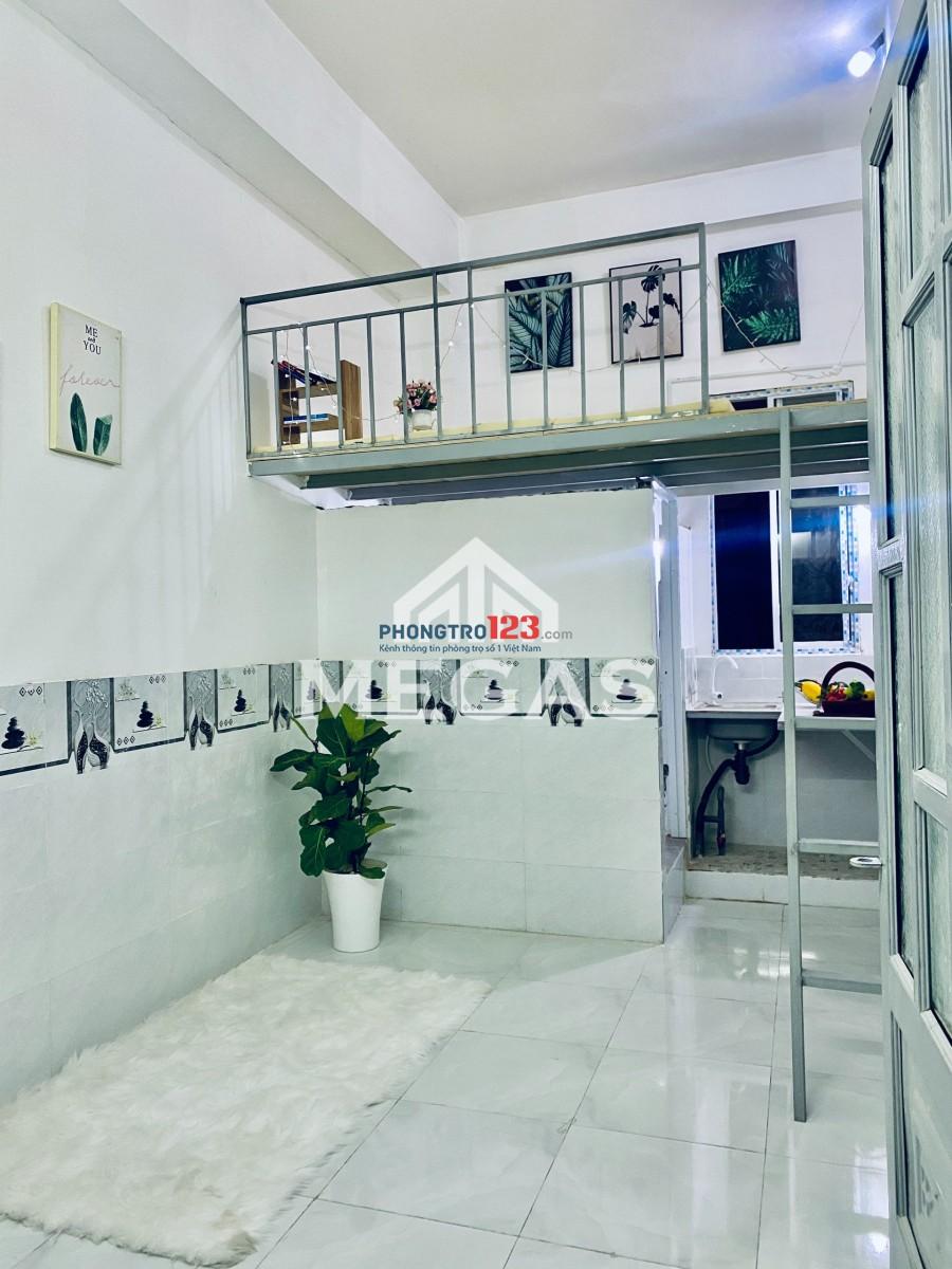 Phòng trọ Mới Âu Cơ-Lạc Long QuânTrung tâm Q10-Q11-Q. Tân Bình.Tân Phú