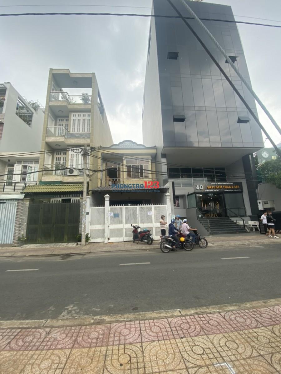 Chính chủ cho thuê nhà NC 240m2 mặt tiền 62 Hiền Vương P Phú Thạnh Q Tân Phú