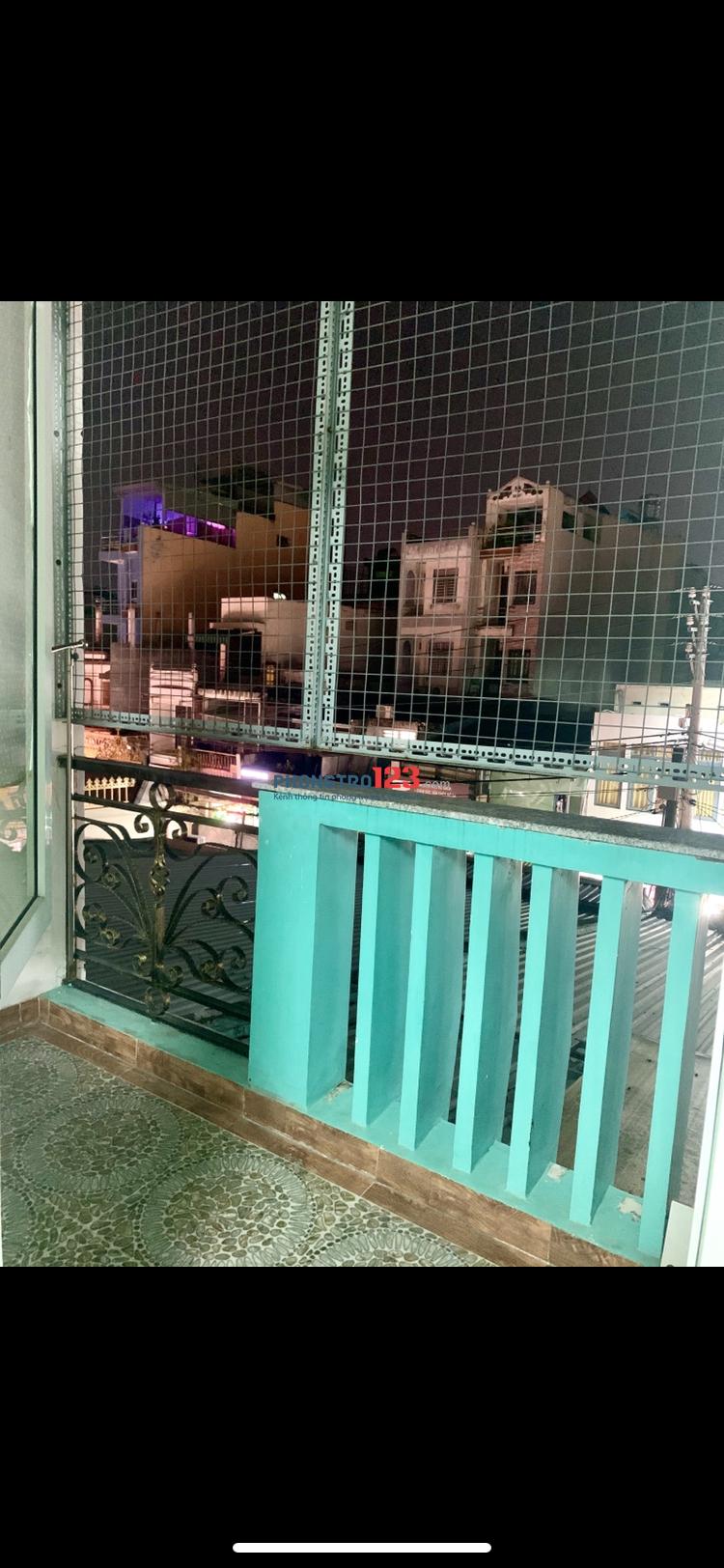 Cho thuê PHÒNG TRỌ 3 người ở tại Bắc Hải Quận 10 - PHÒNG SẴN DỌN VÀO Ở NGAY