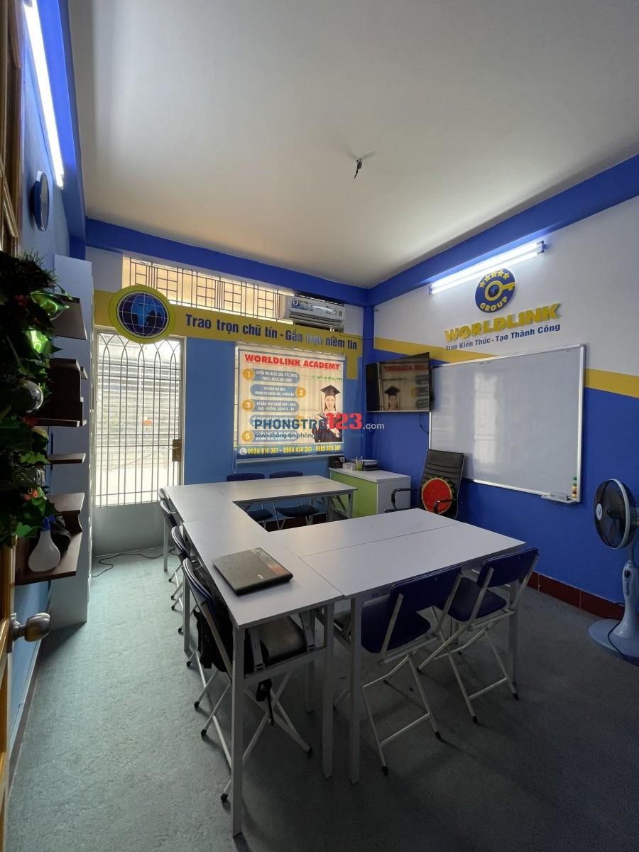 Chính chủ cho thuê văn phòng nhà mặt tiề 440 Điện Biên Phủ P11 Q10 giá từ 5tr/th