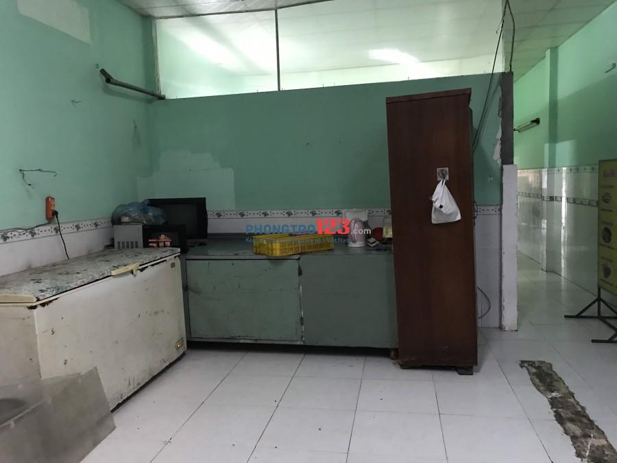 Chính chủ cho thuê nhà nguyên căn 5x20 tại Trịnh Quang Nghị P7 Q8 giá 7tr/th