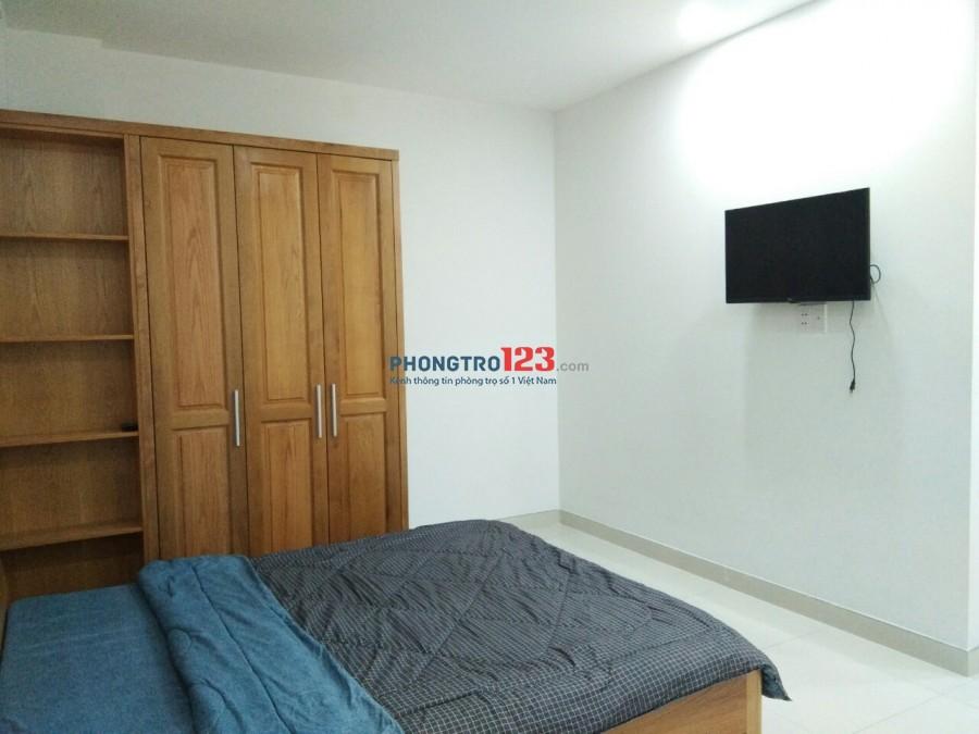 Cho thuê căn hộ mini đường Bành Văn Trân quận Tân bình