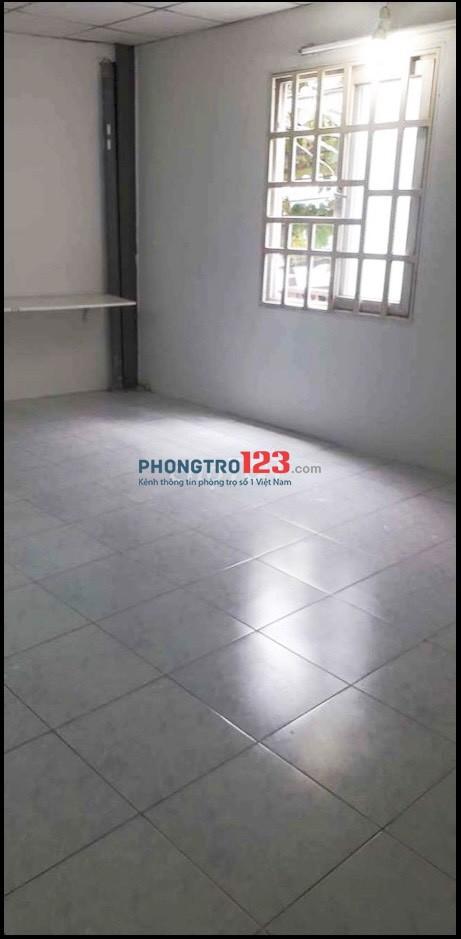 Chính chủ cho thuê phòng 20m2 nhà mặt tiền 65 QL13 P26 Q Bình Thạnh giá 3,5tr/th