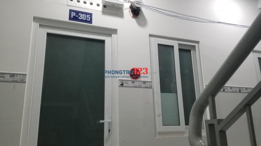 Cho thuê phòng trọ Lê Thị Riêng quận 12