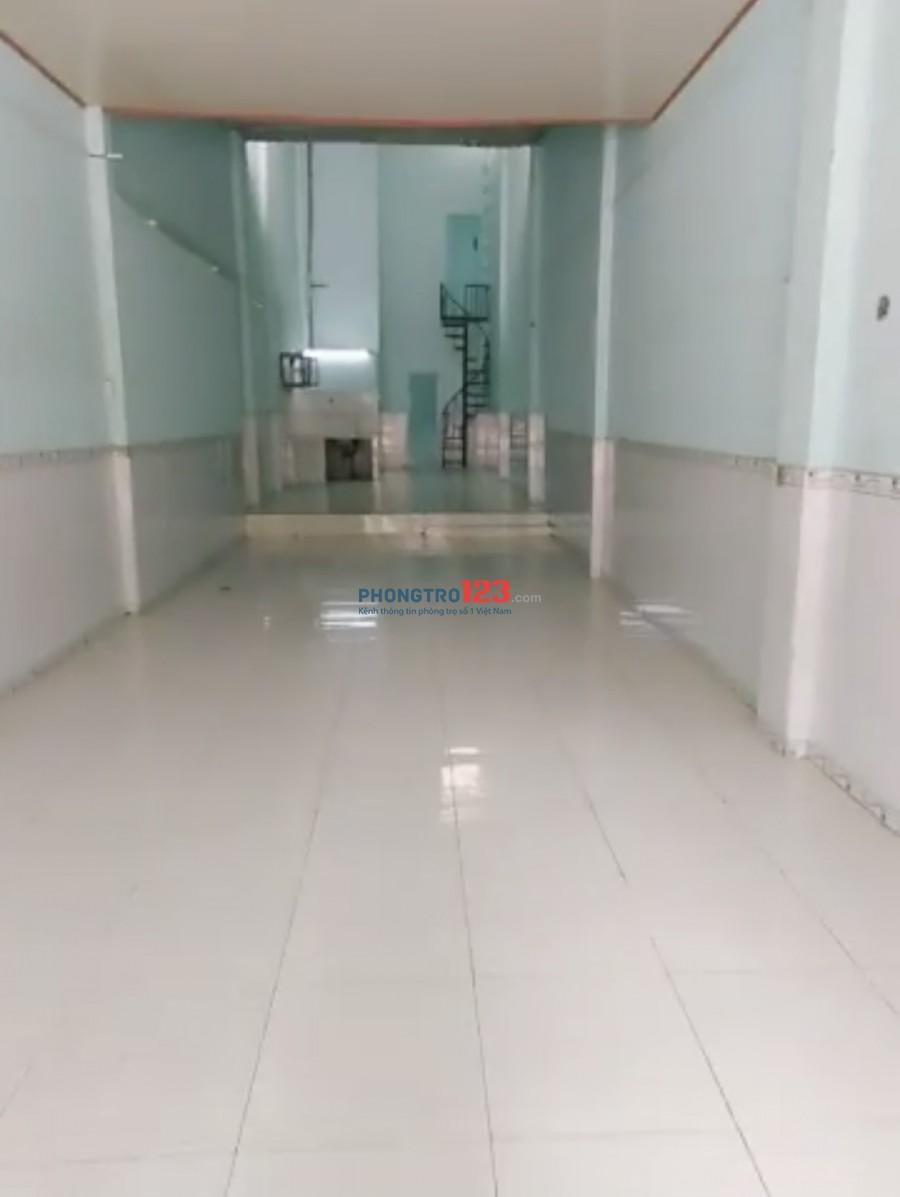 Chính chủ cho thuê nhà NC 4x23 mặt tiền 15A Bạch Đằng P2 Q Tân Bình