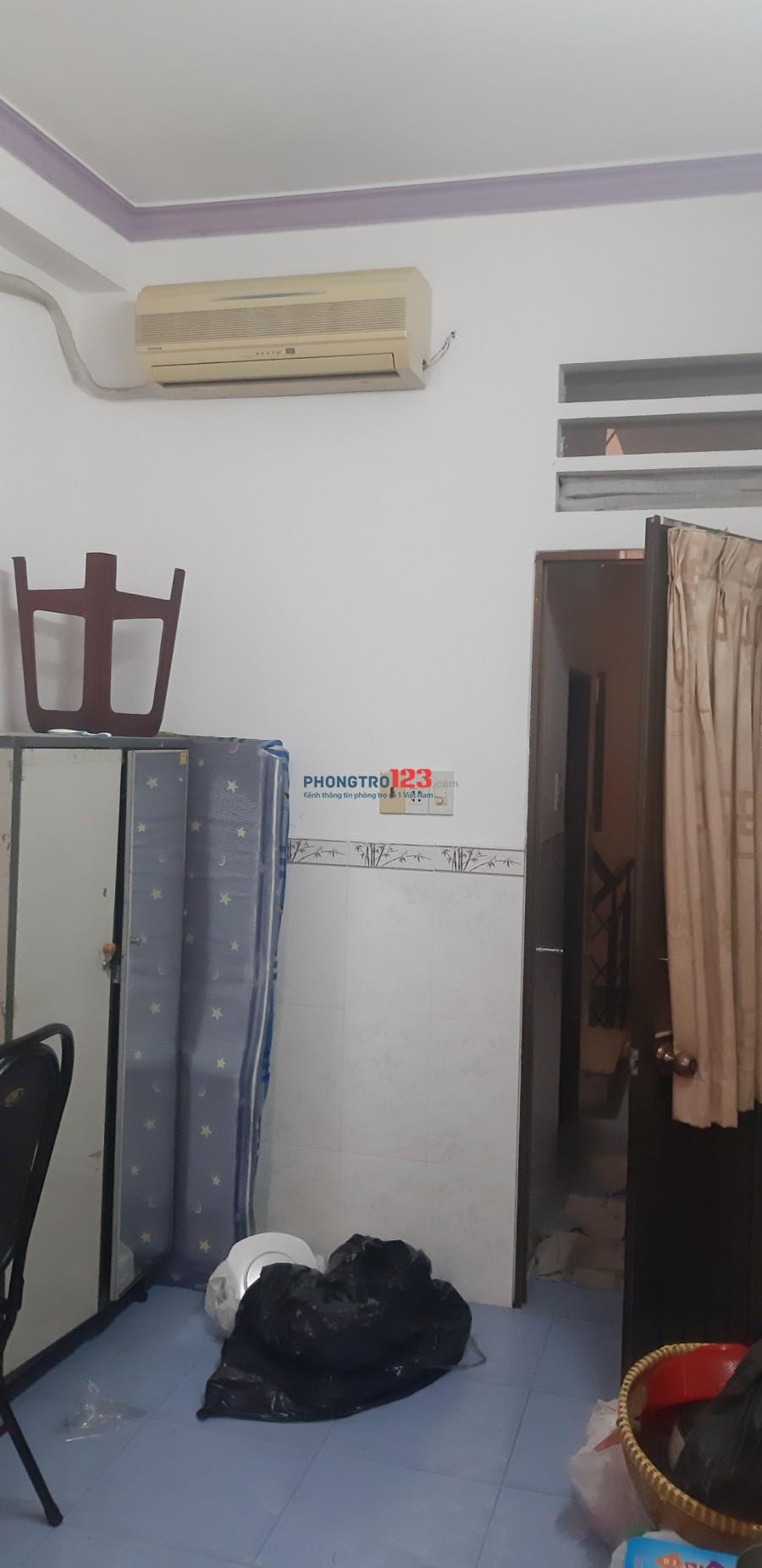 Cho Thuê Phòng - Phạm Văn Hai, Tân Bình - Giá 2tr/tháng