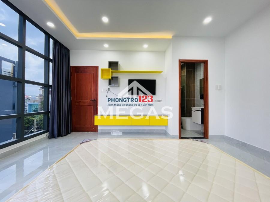 Căn hộ dịch vụ full nội thất Bình Phú