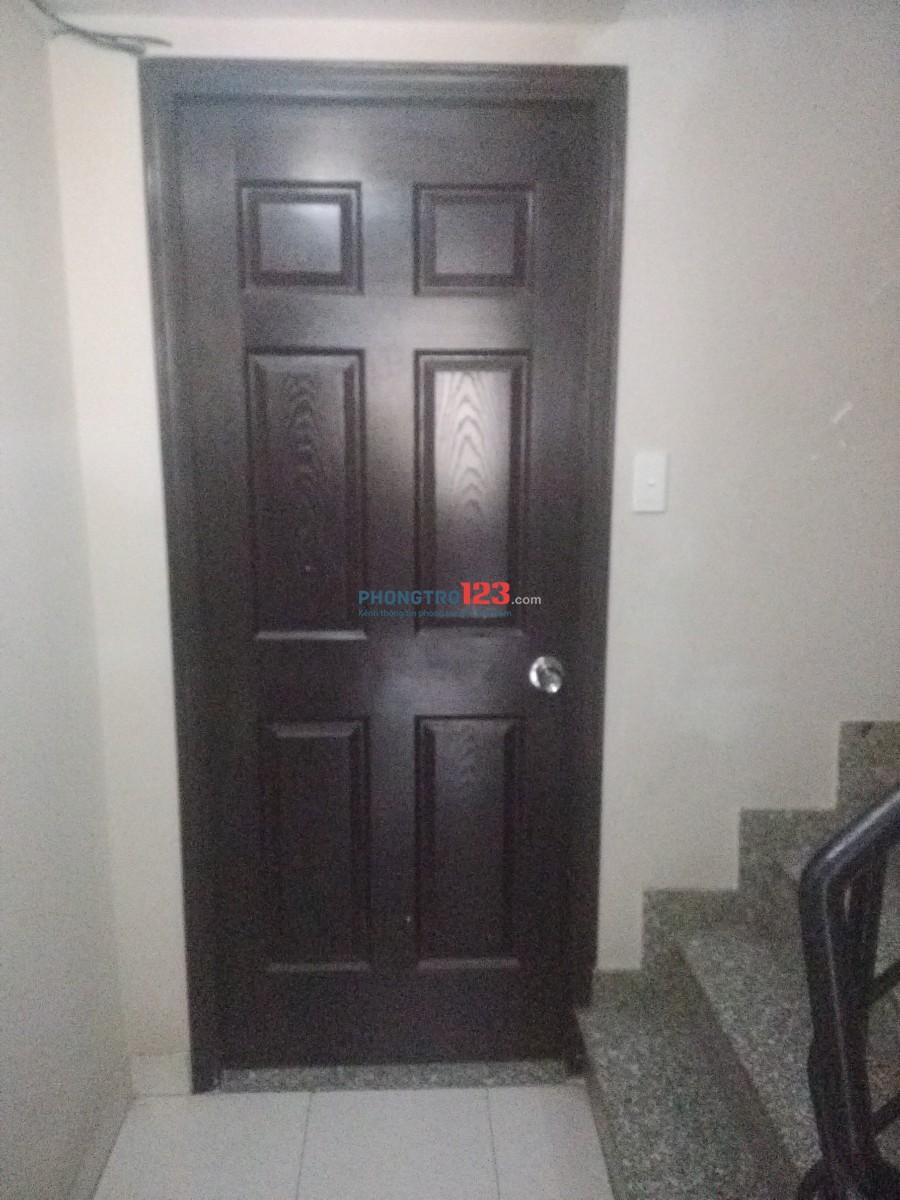 Cho thuê phòng trọ tại quận Phú Nhuận 18m2