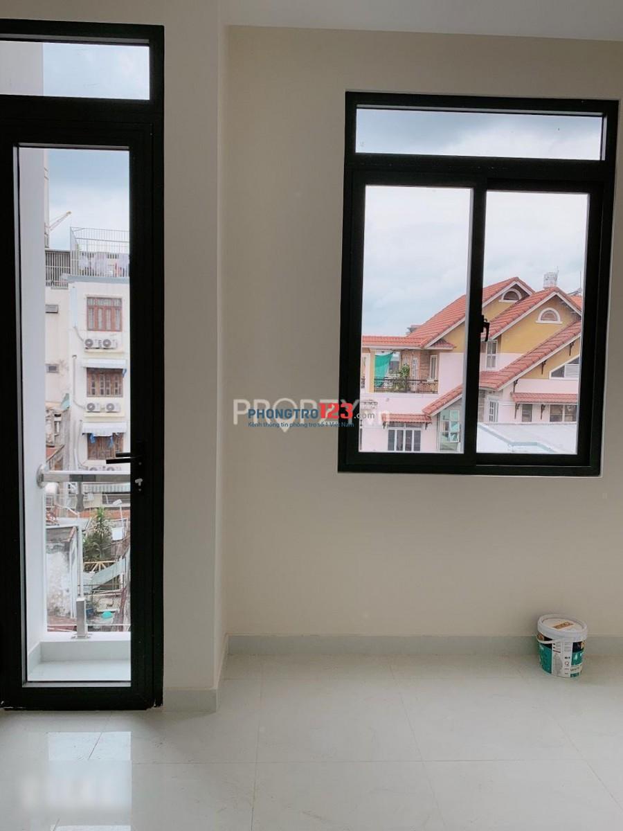 Cho thuê nhà mới xây gần SAIGONER Nguyễn Xí