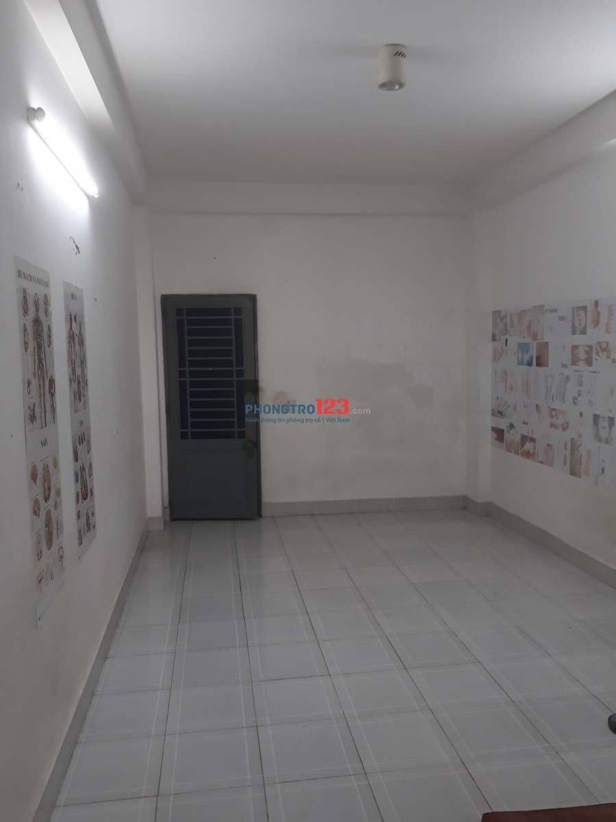 Phòng trọ giá rẻ, mặt tiền đường Hoàng Hoa Thám.