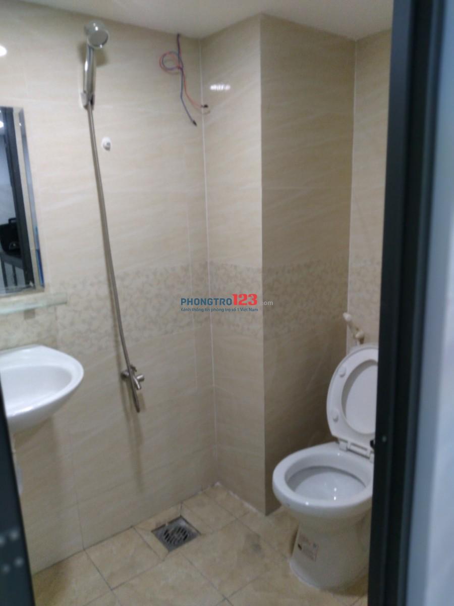 Cho thuê phòng (dạng căn hộ mini) Quận 12 (Phường Thạnh Xuân, Đường TX22, gần chợ Minh Phát)