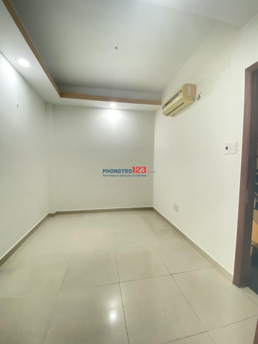 Phòng mới 100% Máy lạnh ngay Nơ Trang Long BT- 0933598239