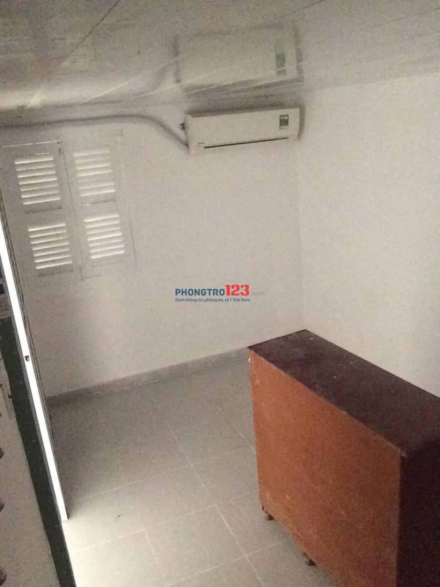 Nhà 1trệt 1 gác đúc 2PN 2WC P5 Bình Thạnh
