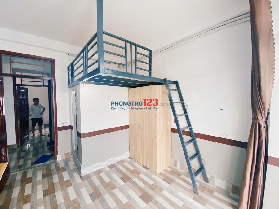 Phòng trọ Q 12 an ninh cao cấp đầy đủ tiện nghi