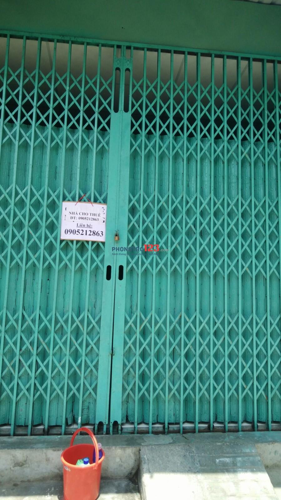 Nhà trệt đường 5m5 Phú Lộc 4, quận Thanh Khê, 67m2