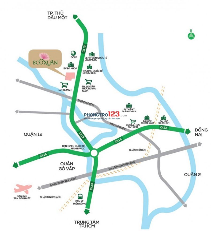 CHUẨN SỐNG SINGAPO CHO THUÊ CĂN HỘ 2 PN, 2WC TIỆN ÍCH ĐẦY ĐỦ, 66.09m2