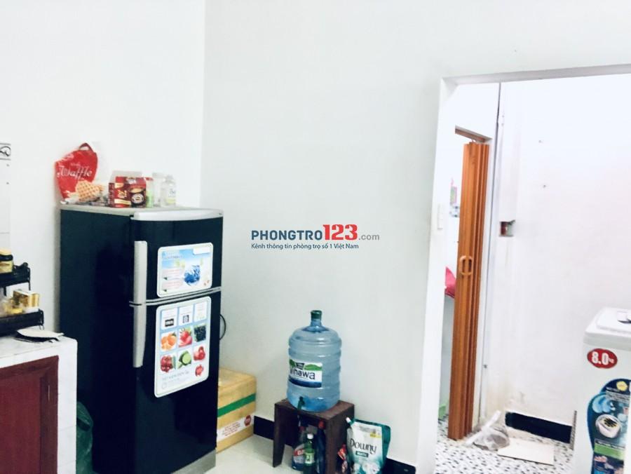 Cho thuê CH dịch vụ có nội thất tại 55 Nguyễn Văn Công P3 GVấp giá 4tr/th